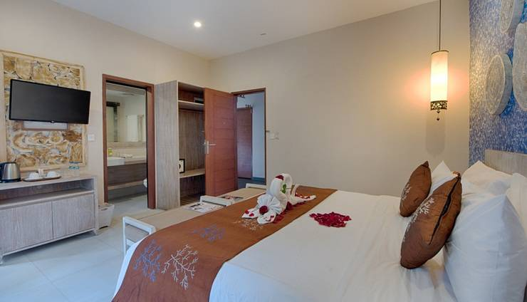 Natya Hotel Gili Trawangan Lombok - Room