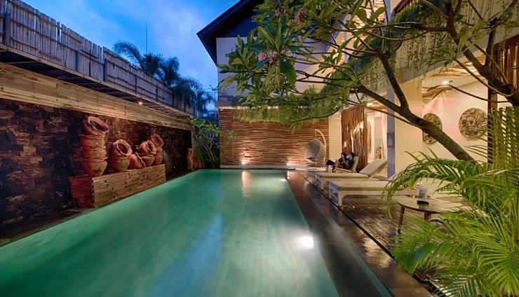 Natya Hotel Gili Trawangan Lombok - Pool