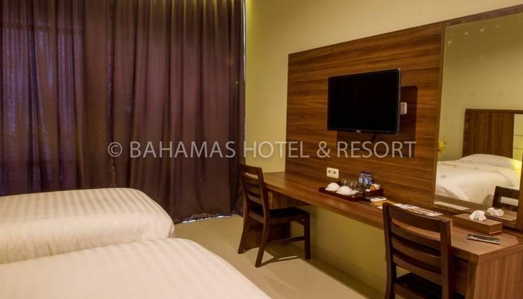 Bahamas Hotel Belitung - Deluxe Twin