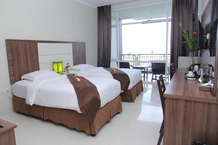 Bahamas Hotel Belitung - Deluxe sea view