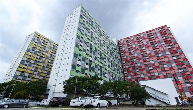 Apartemen Sentra Timur Residence by Central East Jakarta - Exterior