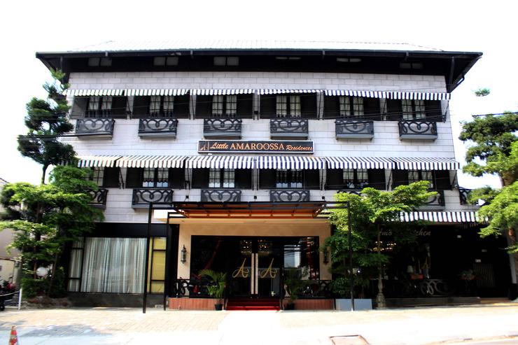 Little Amaroossa Jakarta - Building
