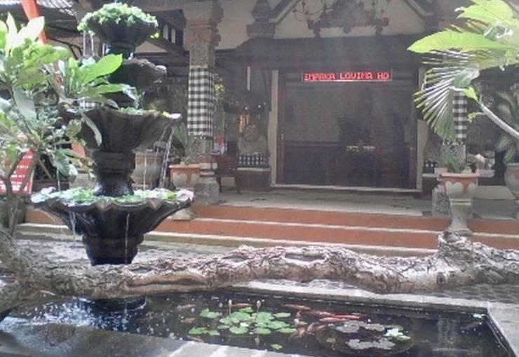 Hotel Cempaka Lovina Bali - Front
