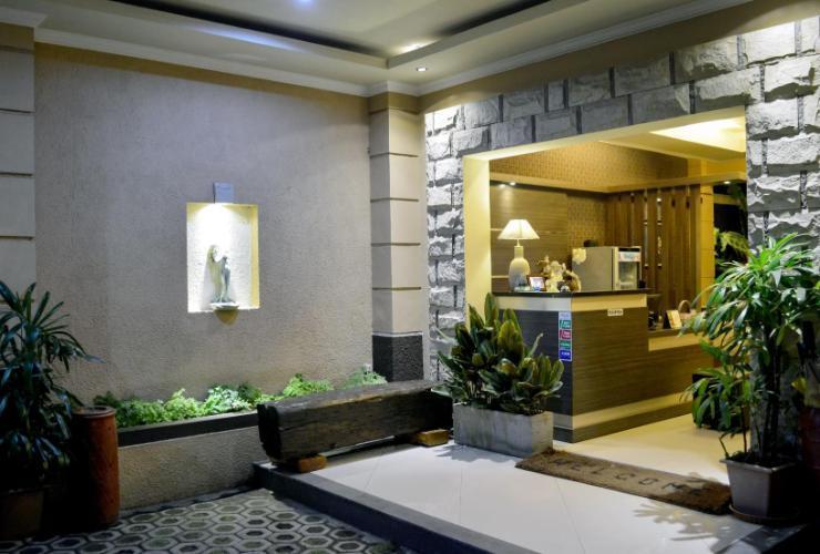 Kabana Hotel Mataram - Lobby
