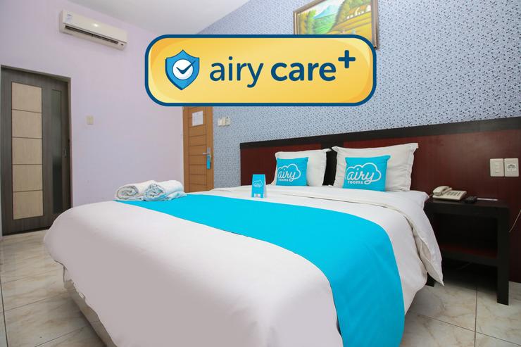 Airy Care+ Amir Hamzah Medan Tengku Amir Hamzah 38 - Double