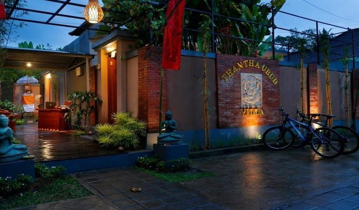 Asuna Villa Bali - Exterior