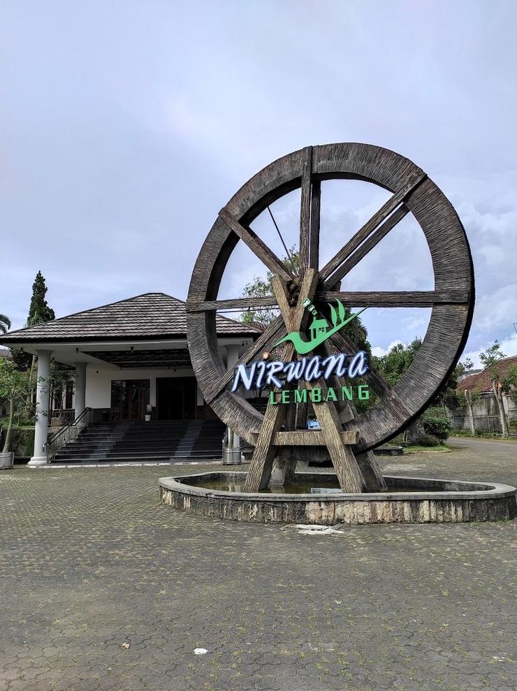 Nirwana Hotel Lembang Lembang - Exterior