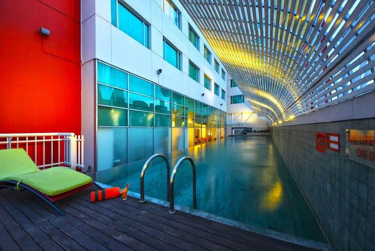 POP! Hotel Bandung Festival CityLink - Pool