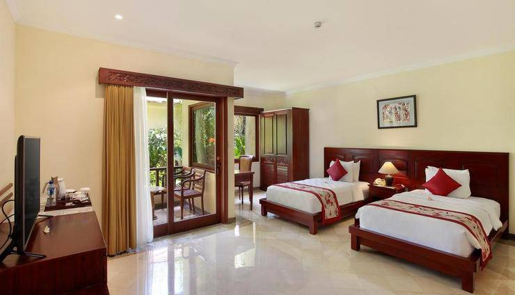 The Grand Bali Nusa Dua - Deluxe Pemandangan Taman