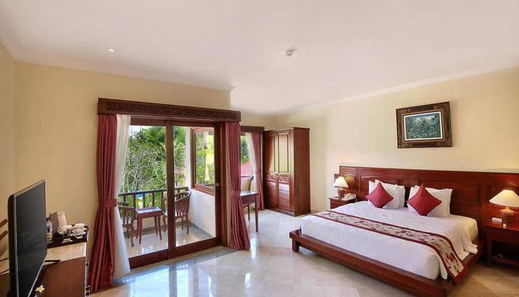 The Grand Bali Nusa Dua - Deluxe Pemandangan Kolam Renang