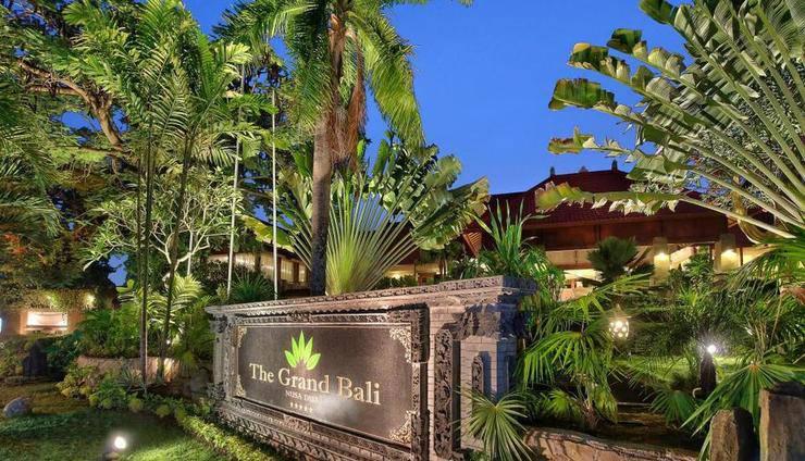 The Grand Bali Nusa Dua - Pemandangan