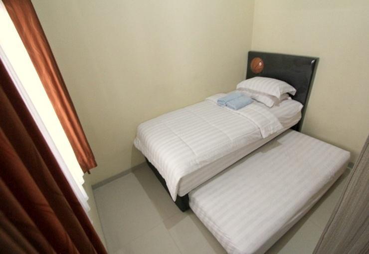 D'Java Homestay Unit Babarsari Yogyakarta - Room
