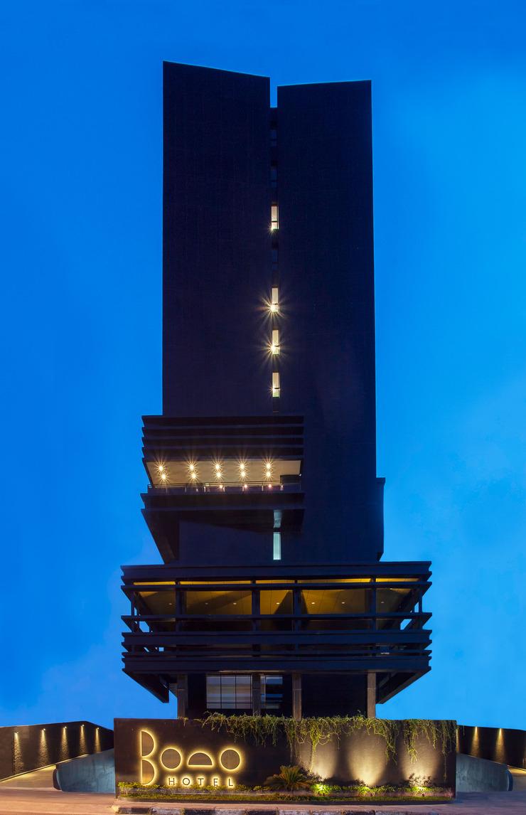 Bono Hotel Pekanbaru Pekanbaru - Building