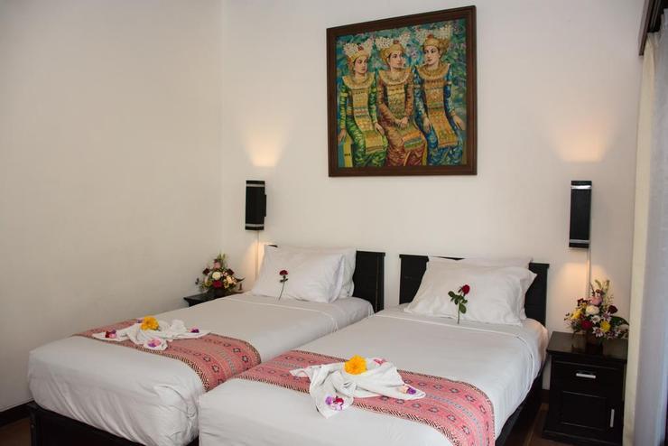 The Galuh Pekutatan Bali - Bedroom