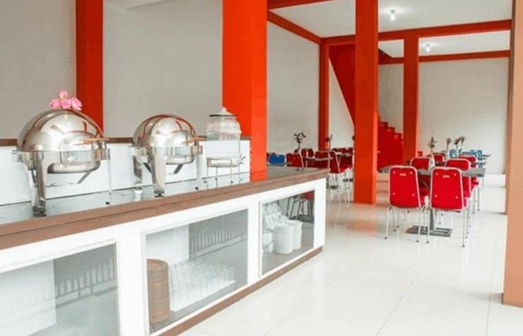 MS Hotel Ciwidey Bandung - Prasmanan