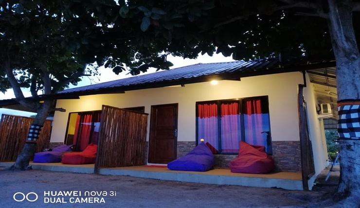 New Marjoly Beach Resort Bintan - Facade