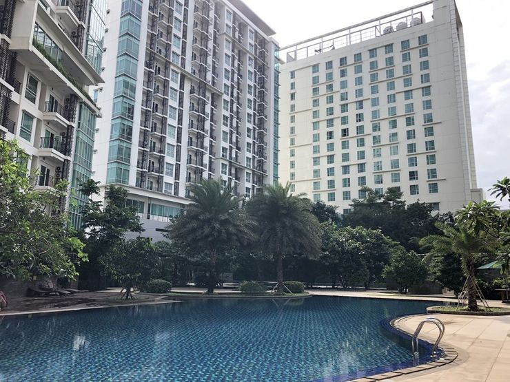 Woodland Residence Apartemen Kalibata By Roomz Jakarta - Facade