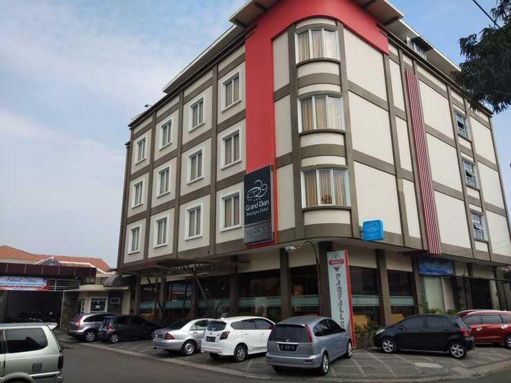 Grand Dian Boutique Hotel Cirebon Cirebon - tampilan depan hotel