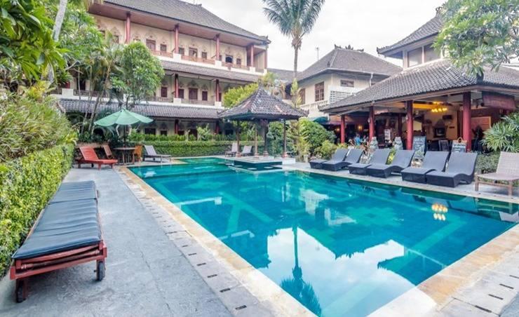 ZenRooms Kuta Kubu Anyar 2 Bali - Kolam Renang