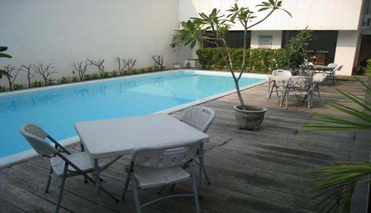Jangga House Bed & Breakfast Medan - Pool