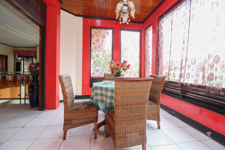 Airy Eco Syariah Kemang Selatan Delapan C3 Bangka Jakarta Jakarta - Sitting Area