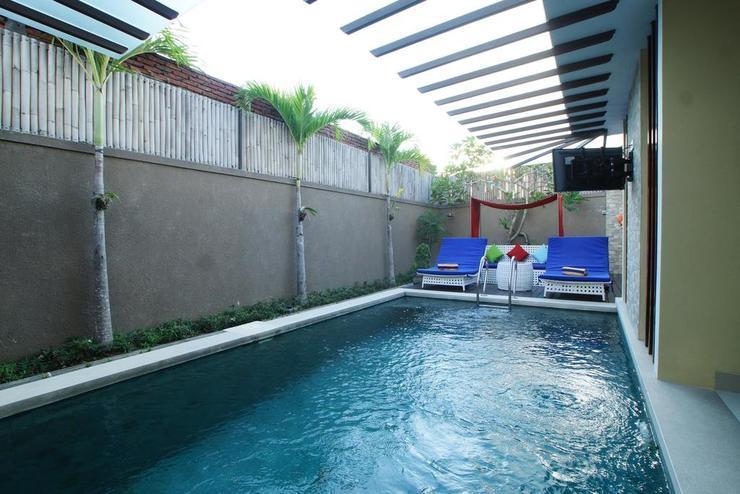 b'da2ri Butiq Villa Bali - Pool