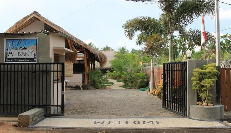Albany Homestay Lombok - Exterior