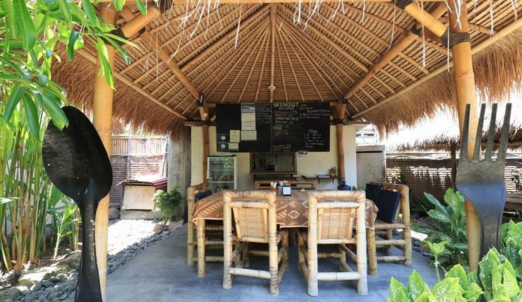 Albany Homestay Lombok - Interior
