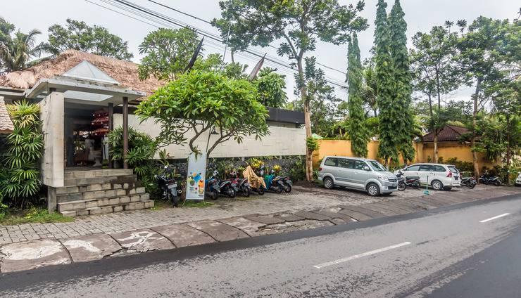 ZenRooms Ubud Penestanan 2 Bali - Tampak luar