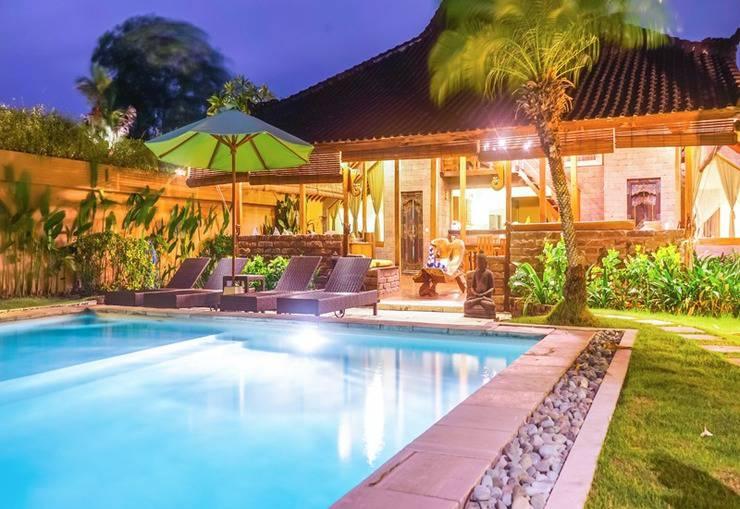 Dyana Villas Bali - villa dengan 2/3 kamar