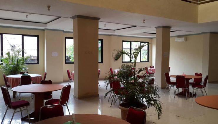 Hotel Lux Melati Belitung - restaurant