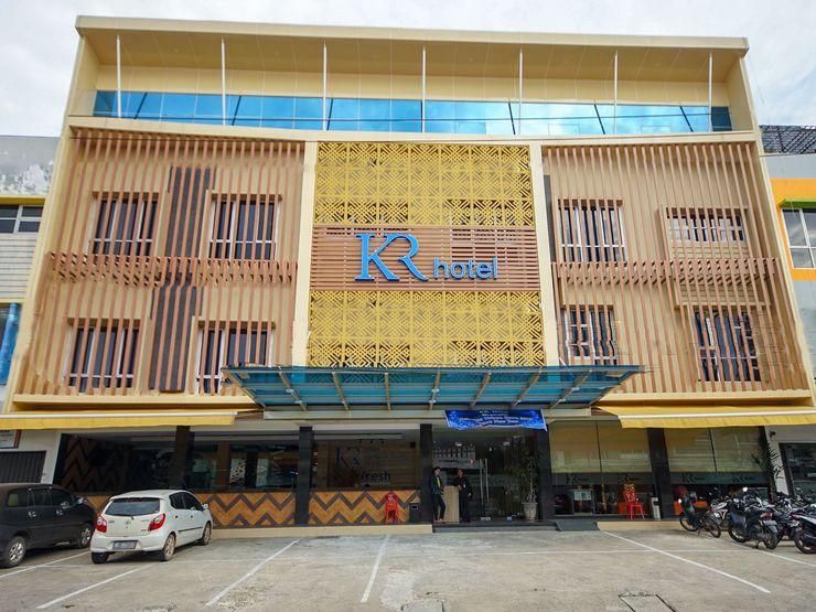 KR Hotel Palembang - Facade