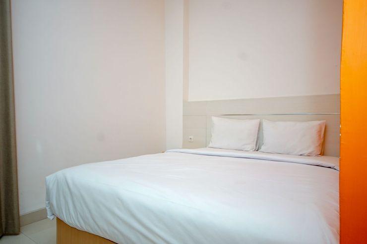 KR Hotel Palembang - Bedroom