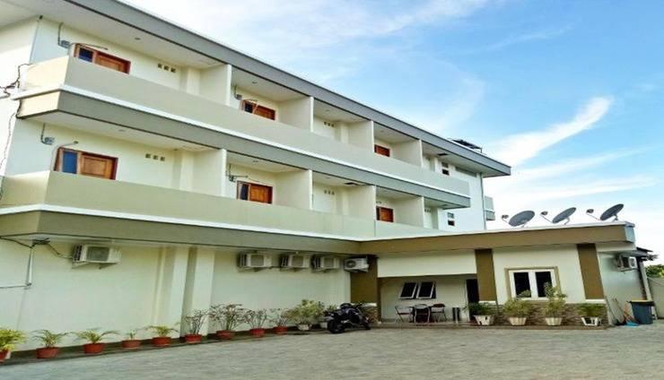 Primaesa Residence Manado - facade