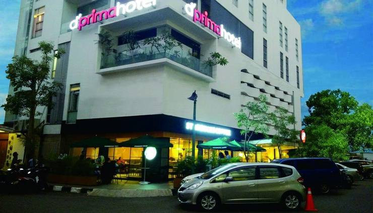 d'primahotel Melawai Jakarta - Facade