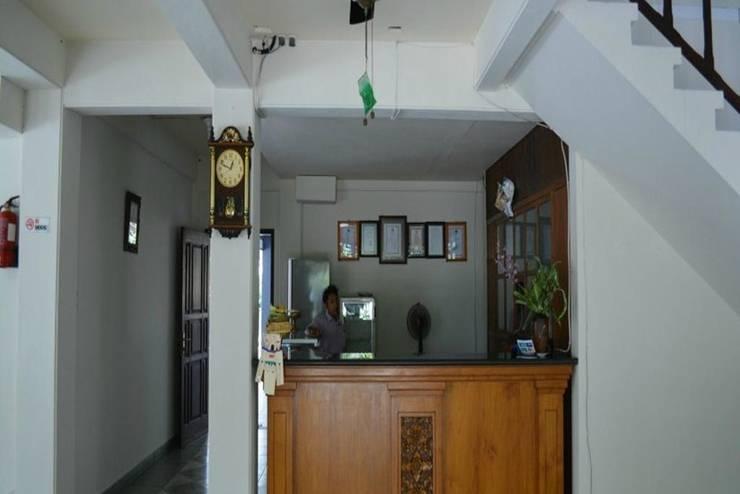 Hotel Purnama Bali - Resepsionis