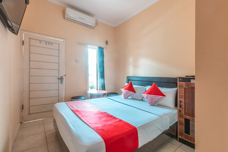 OYO 2250 Aqila Bogor - Bedroom