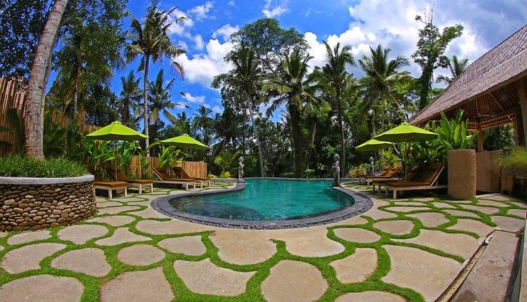 Atta Mesari Villas Bali - Kolam Renang