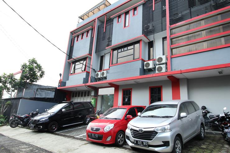 Airy Pasteur Surya Sumantri Kav 4B Sutami Bandung - Exterior