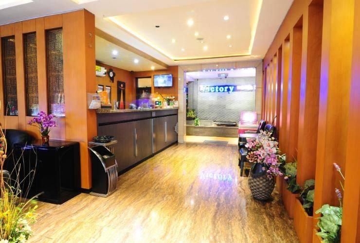 Hotel Victory Bandung - Lobby