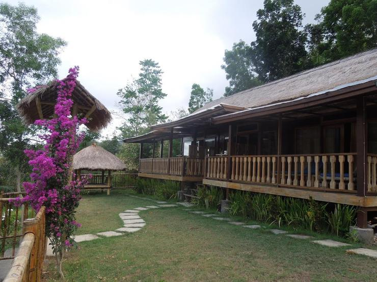Magic Valley Guest House Lombok - Exterior