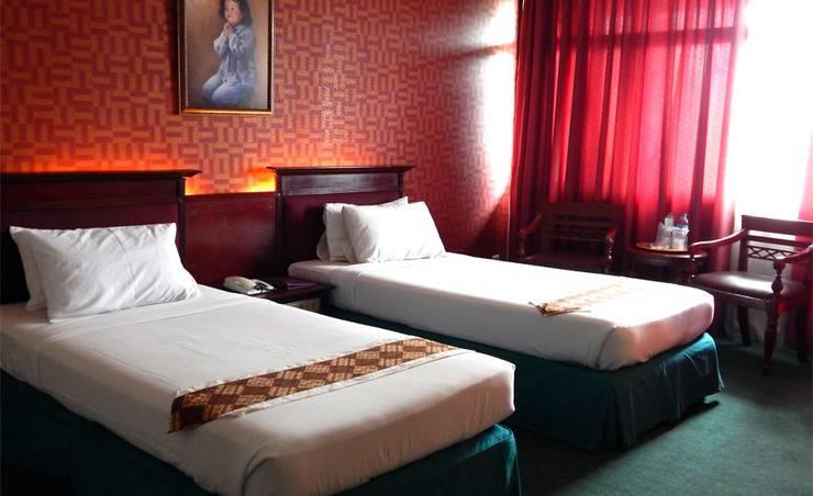 Hotel Bumi Asih Jaya Bandung - Kamar Deluxe