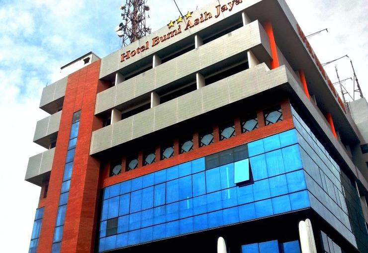 Hotel Bumi Asih Jaya Bandung - Penampilan