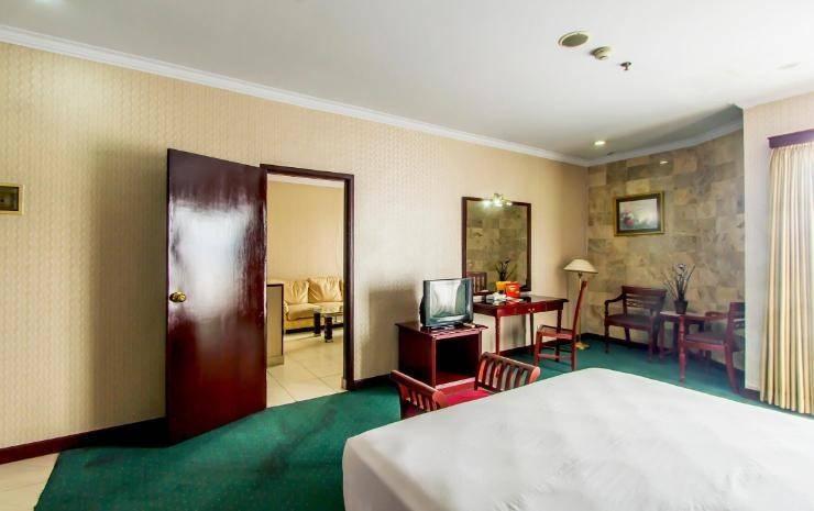 Hotel Bumi Asih Jaya Bandung - Junior Room