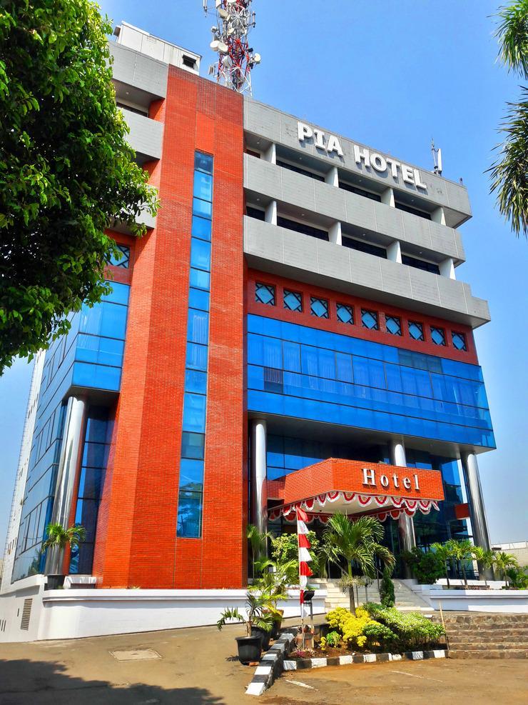 Hotel Bumi Asih Jaya Bandung - Gedung Hotel