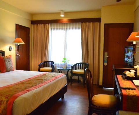 Kila Senggigi Beach Hotel Lombok - Kamar Taman