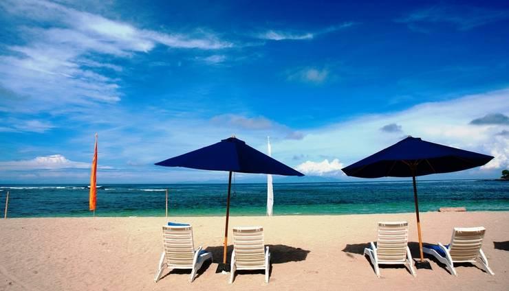 Kila Senggigi Beach Hotel Lombok - Pantai