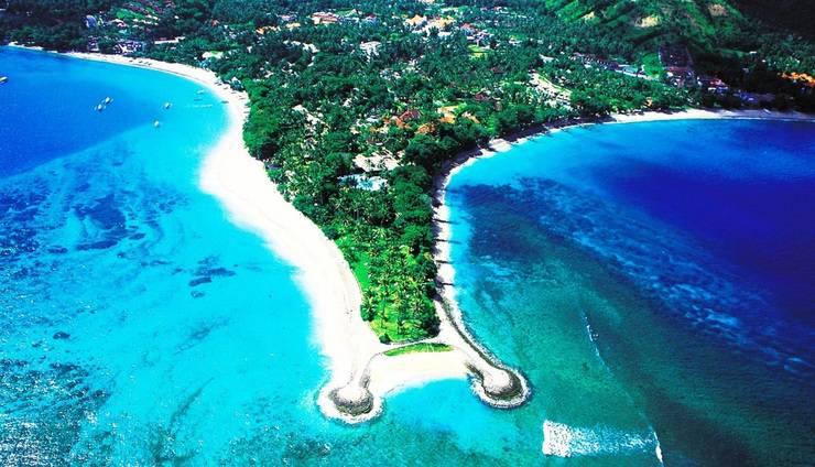 Kila Senggigi Beach Hotel Lombok - Anjungan