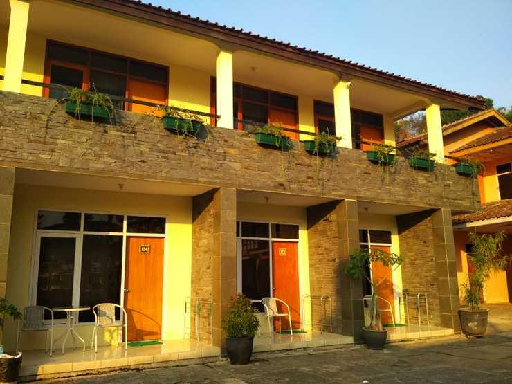 Hotel Pesona Ciwidey - teras