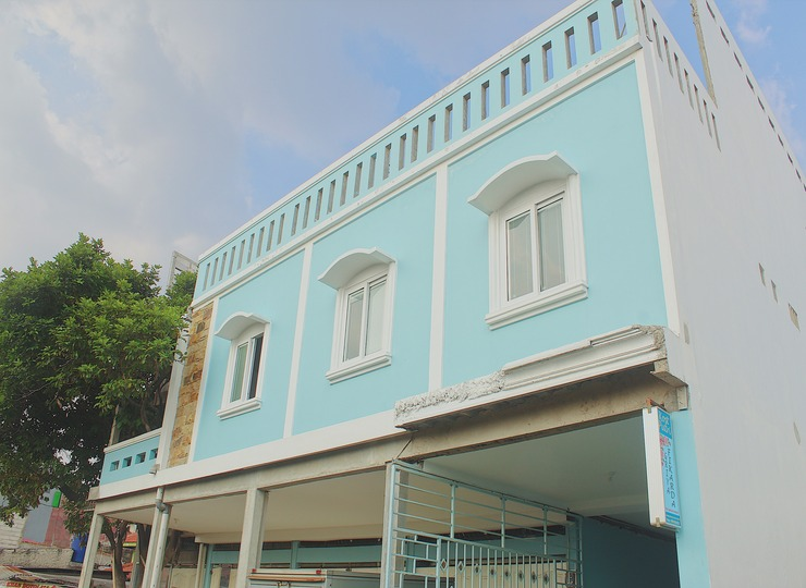 Guesthouse Putri Griya Fikarda Depok - Bagian Depan